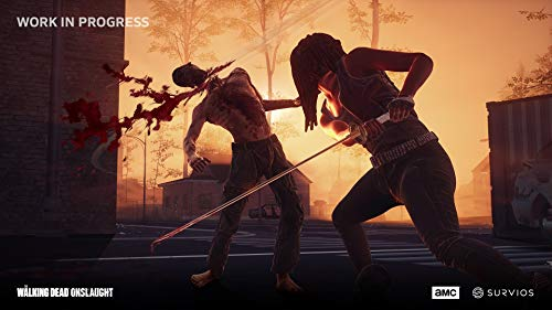Sony The Walking Dead Onslaught VR - PS4 4