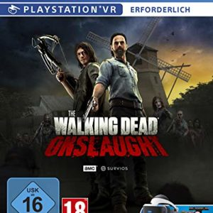 Sony The Walking Dead Onslaught VR - PS4 40