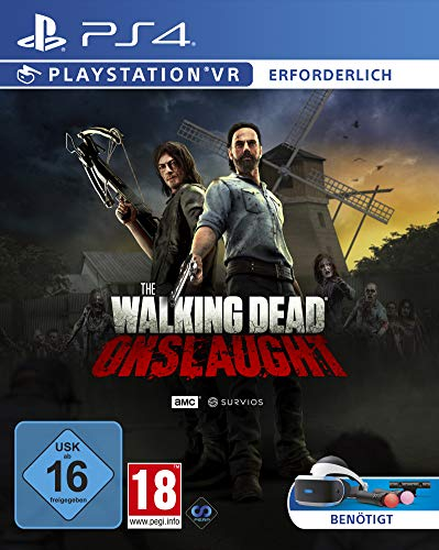 Sony The Walking Dead Onslaught VR - PS4 1