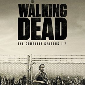 Walking Dead The Seasons 1-7 [Edizione: Regno Unito] [Blu-Ray] [Import] 36