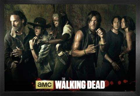 1art1 The Walking Dead Poster - Andrew Lincoln (91 x 61 cm) 1