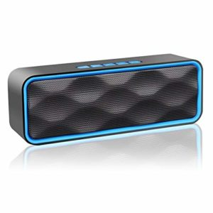 Aigoss S3 Enceinte Bluetooth Portable 6
