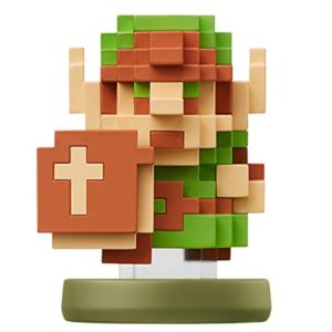 Amiibo Link (The Legend of Zelda) - Legend of Zelda series Ver. [Wii U] import japon 34