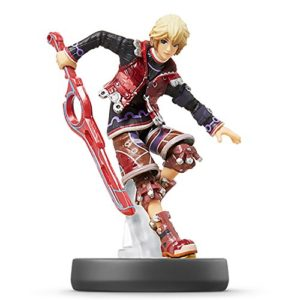 Amiibo Shulk (Super Smash Bros. Series) for Nintendo Wii U, Nintendo 3DS 24