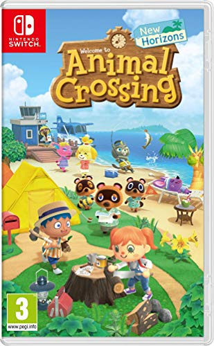 Animal Crossing : New Horizons pour Nintendo Switch - Import UK, jouable en français 1