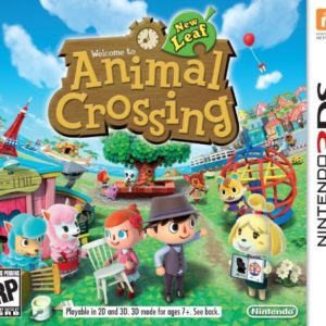 Animal Crossing: New Leaf 16