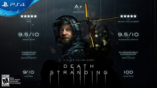 Death Stranding - PlayStation 4 Collector's Edition (U.S.A. Edition) 3