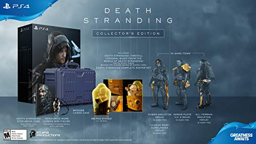 Death Stranding - PlayStation 4 Collector's Edition (U.S.A. Edition) 1