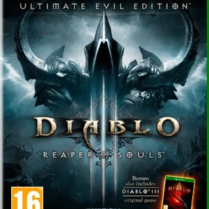 Diablo III : Reaper of Souls - Ultimate Evil Edition [import anglais] 5