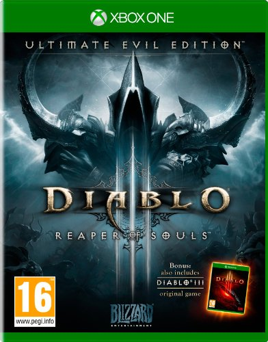 Diablo III : Reaper of Souls - Ultimate Evil Edition [import anglais] 1