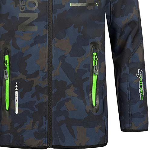 Geographical Norway - Softshell Rainman 2