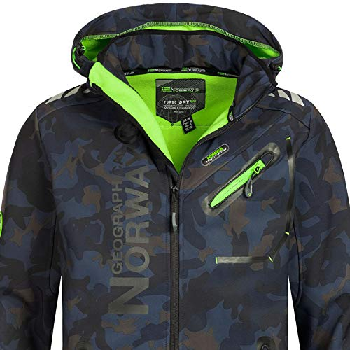 Geographical Norway - Softshell Rainman 3