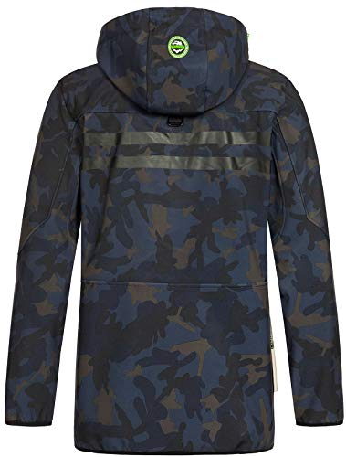 Geographical Norway - Softshell Rainman 4