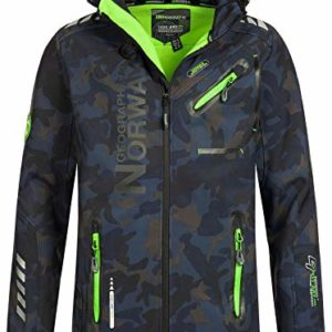 Geographical Norway - Softshell Rainman 5