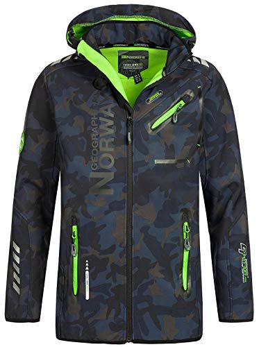 Geographical Norway - Softshell Rainman 1
