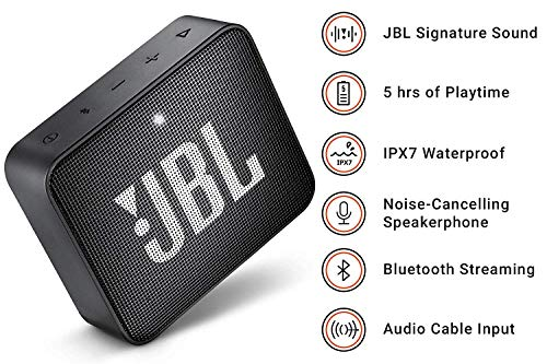 JBL GO 2 Enceinte portable Bluetooth 4