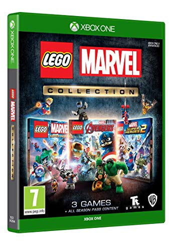 LEGO Marvel Collection (Xbox One) 4