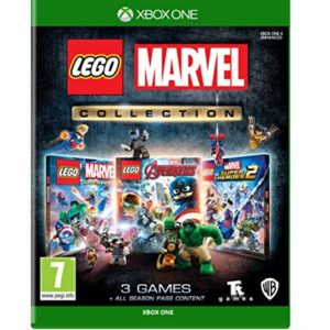 LEGO Marvel Collection (Xbox One) 26