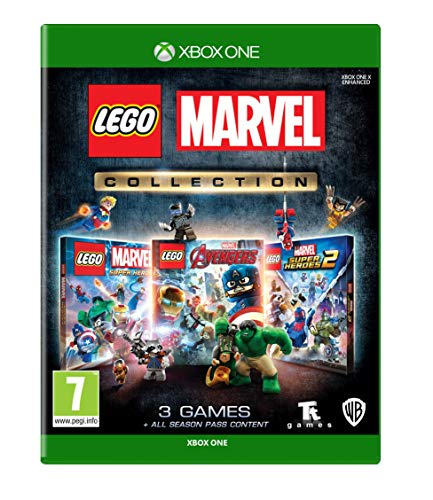 LEGO Marvel Collection (Xbox One) 1