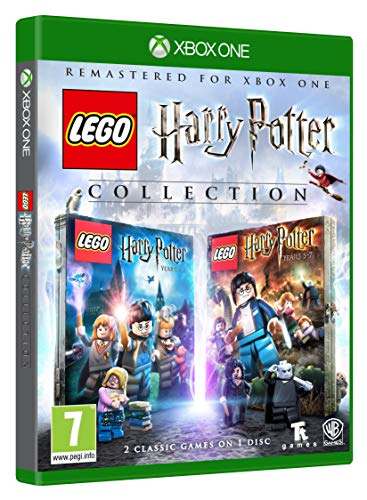 Lego Harry Potter Collection Years 1-4 & 5-7 2