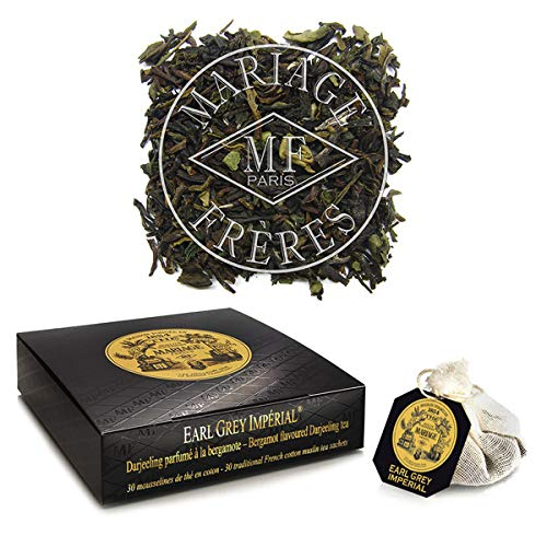 MARIAGE FRÈRES - Earl Grey Impérial® - Mousselines 75g 2
