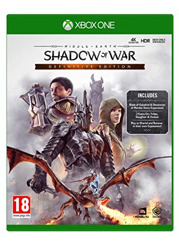 Middle Earth: Shadow of War Definitive Edition (xbox_one) 2