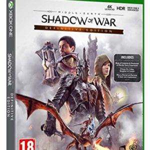 Middle Earth: Shadow of War Definitive Edition (xbox_one) 5