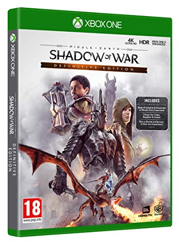 Middle Earth: Shadow of War Definitive Edition (xbox_one) 1