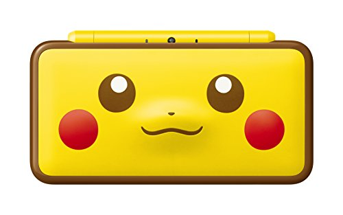 New Nintendo 2DS XL - Pikachu Edition 2