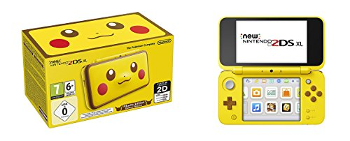 New Nintendo 2DS XL - Pikachu Edition 1