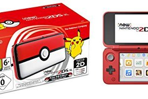 New Nintendo 2DS XL Poké Ball Edition 25