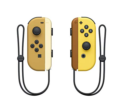 Nintendo Switch Let's Go Pikachu Limited Edition Console with Joycon, Pre-Installed Pokémon: Let's Go Pikachu + Pokeball Plus Controller (UK Version) 4