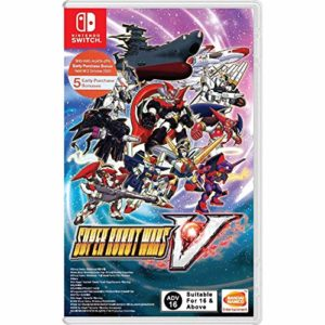 SUPER ROBOT WARS V Nintendo Switch (MULTI-LANGUAGE Game) - English, Japanese, Chinese 6