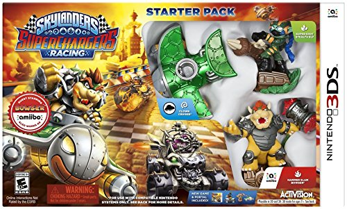 Skylanders SuperChargers Racing Starter Pack - Nintendo 3DS by Activision 2