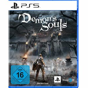 Sony Demon's Souls PS5 USK: 16 9