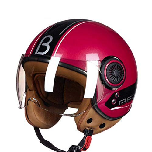 Sportinents Casque Moto Pays-Bas Harley Style Knight Protection ABS Casques Moto 2