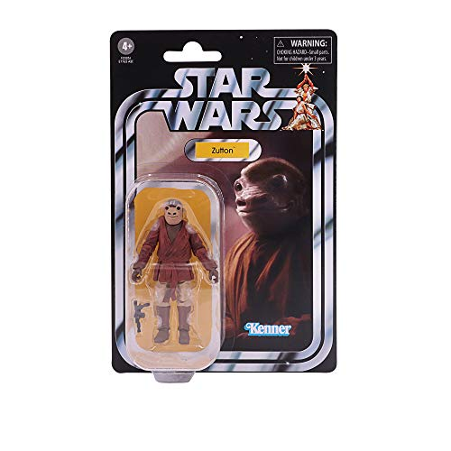 Star Wars – Edition Collector – Figurine Vintage Snaggletooth - 9,5 cm 4