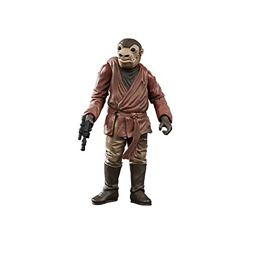 Star Wars – Edition Collector – Figurine Vintage Snaggletooth - 9,5 cm 1