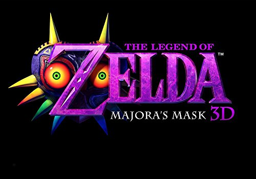 The Legend of Zelda : Majora's Mask 3D 3