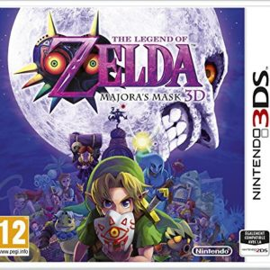The Legend of Zelda : Majora's Mask 3D 7