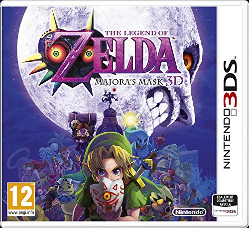 The Legend of Zelda : Majora's Mask 3D 1