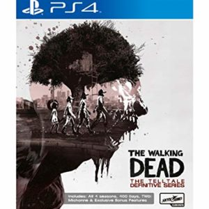 The Walking Dead: The Telltale Definitive Series (PS4) 42
