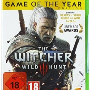 The Witcher 3 - Wilde Jagd (Game Of The Year Edition) [Import allemand] 7