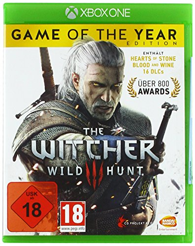 The Witcher 3 - Wilde Jagd (Game Of The Year Edition) [Import allemand] 1