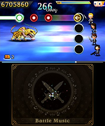 TheatRhythm Final Fantasy Curtain Call [import anglais] 2