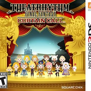 Theatrhythm Final Fantasy: Curtain Call 2