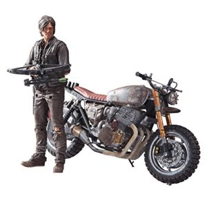 Walking Dead TV – Daryl Dixon avec Bike NEUF Sculpt 43