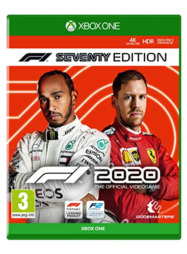 Xbox One - F1 2020 Seventy Edition - [Version Anglaise] 1