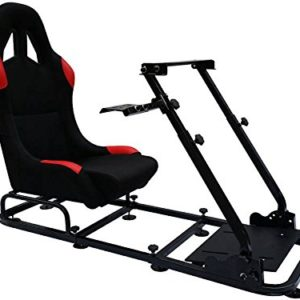 Autostyle SS PLAY Supporte-Simulateur incl. Siège Sport pliable 5