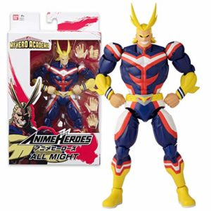 Bandai My Academia-Figurine Anime Heroes 17 cm-All Might, 36913, Multicolore 2